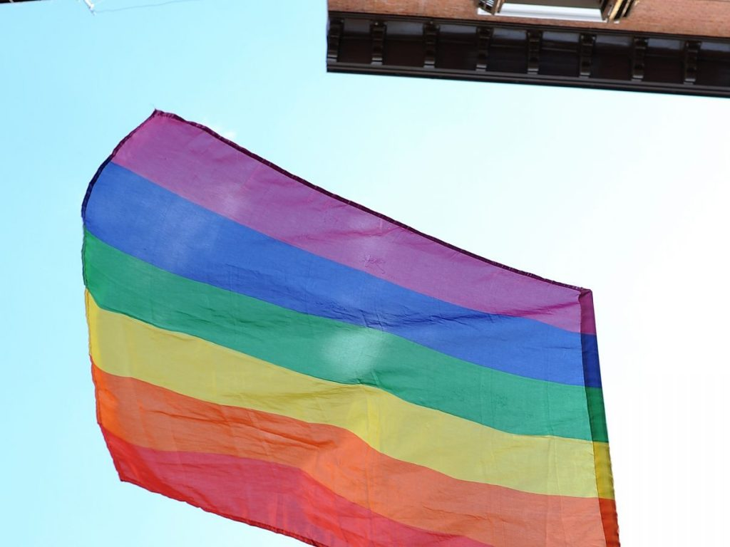 Articles  This Dad Totally Got It When His Daughter Asked For A Pride Flag For Christmas
