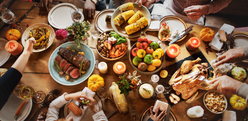 Love And Health  Thanksgiving Rituals of Connection