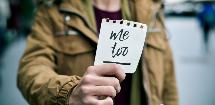 Love And Health  #MeToo: It's Time to Tell Our Stories