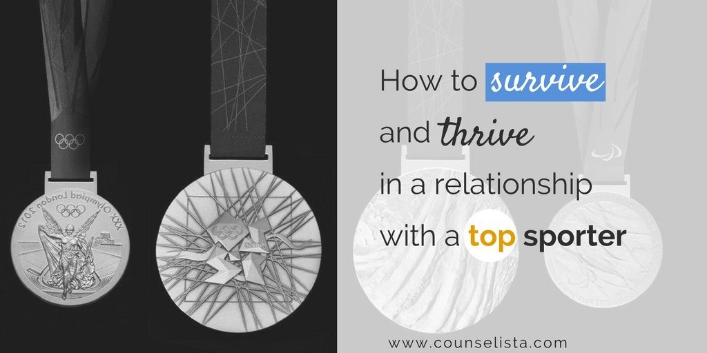 Relationships Matter  Mar  5, You and your top-sporter-partner
