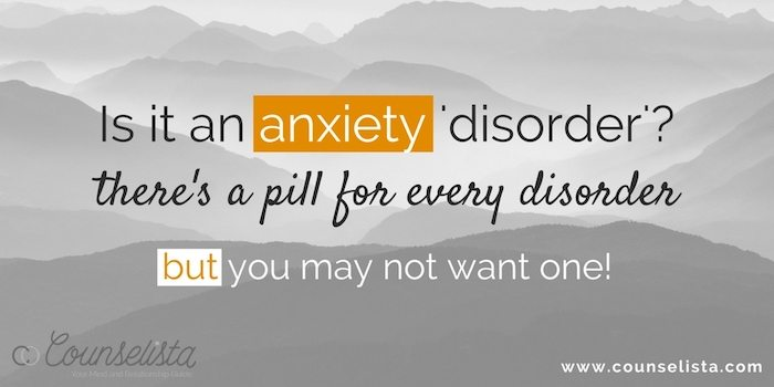 Relationships Matter  Apr 12, Find the best treatment for your anxiety symptoms and specific needs