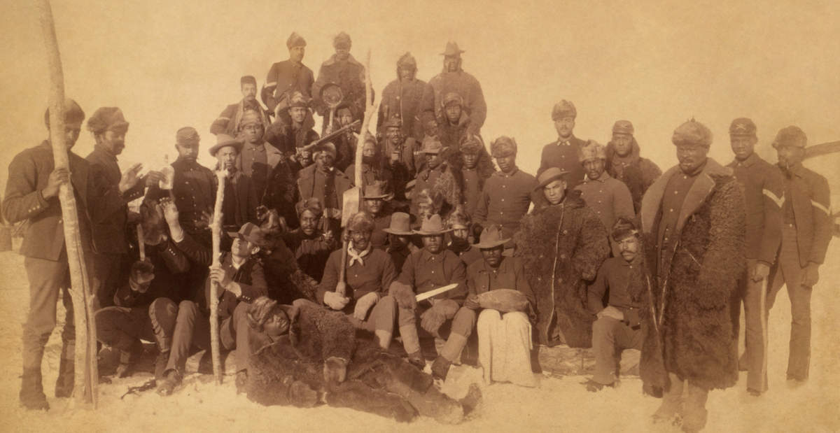 Relationships - From The Male Perspective  Buffalo Soldiers Day