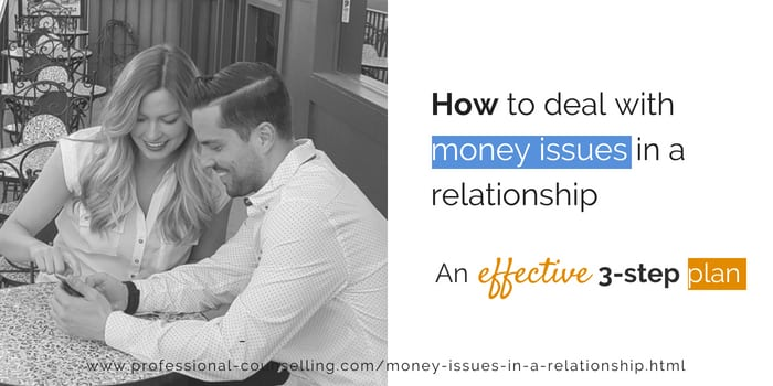 Relationships Matter  Aug 15, How to deal with money issues in a relationship - effectively