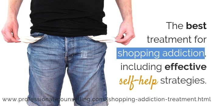 Relationships Matter  Sep 12, The best shopping addiction treatments and addiction self-help