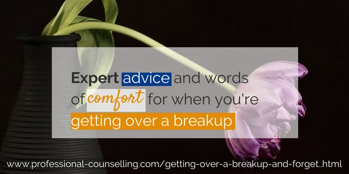 Relationships Matter  Sep  4, Get over a breakup and forget. Savvy advice, tips and free downloads