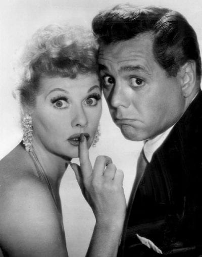 """Relationships - From The Male Perspective  """"I Love Lucy"""" Day"""