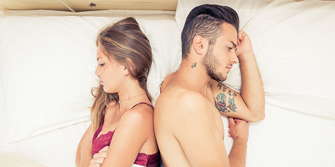 Blog Orgasm Sex Tips & Advice  What's a 'Ruined Orgasm'?