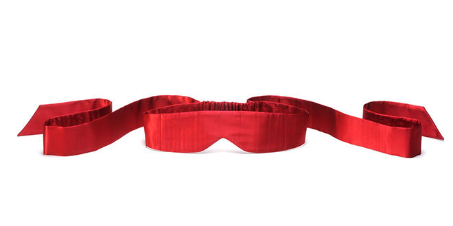 Blog LELO Reviews Review  Review Roundup: INTIMA Silk Blindfold
