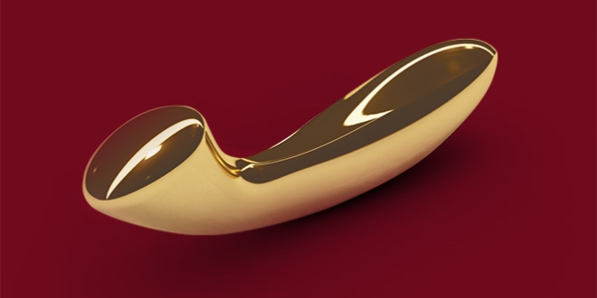 Blog LELO Reviews Review  Review Roundup: OLGA 24k Gold Luxury Pleasure Device
