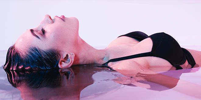 Blog Sex Tips & Advice Spirituality and sex  Feel more with less: increase your pleasure with sensory deprivation