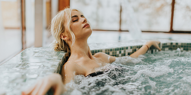 Blog Erotic FETISH STORIES  Jacuzzi Lover – An Erotic Story