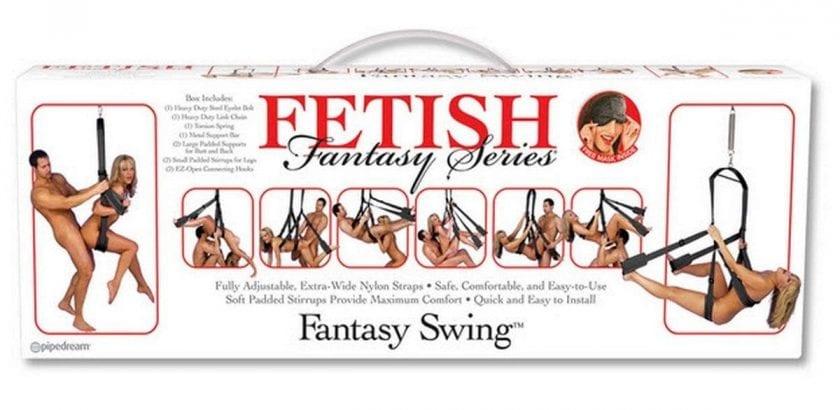 Blog  Fetish Fantasy Series Sex Swing |  |  $220.00