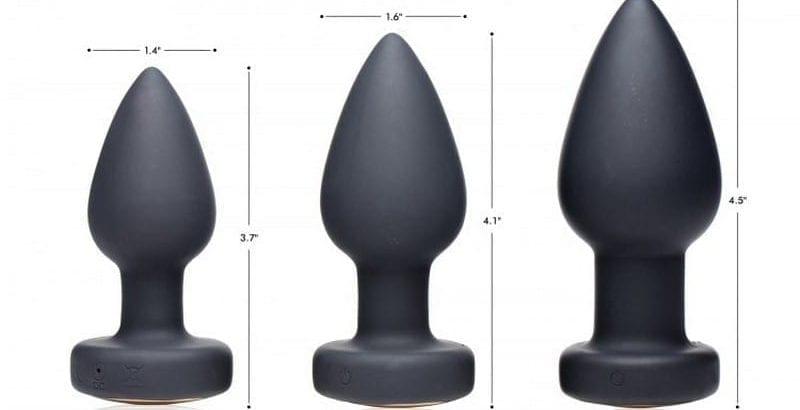Blog  Booty Sparks Light Up Plug |  |  $80