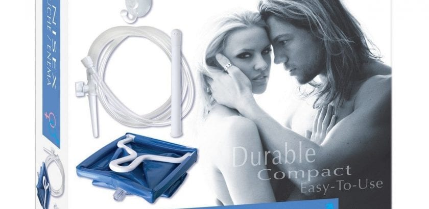 Blog  Unisex Douche Enema Kit |  |  $34