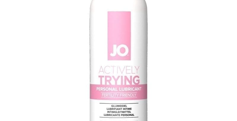 Blog  Actively Trying Personal Lubricant |  |  $26.00
