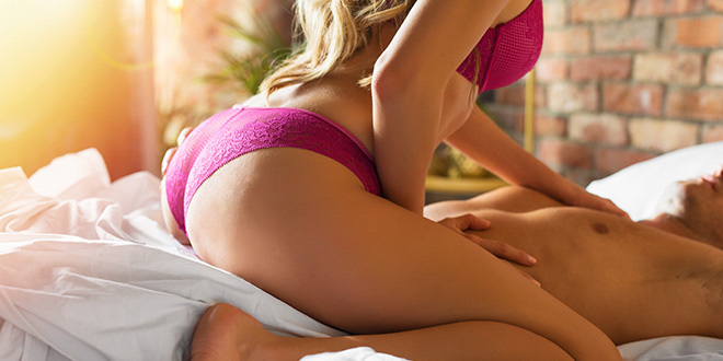 Blog Sex Position sex positions  Saddle Up for These 5 Straddling Positions!