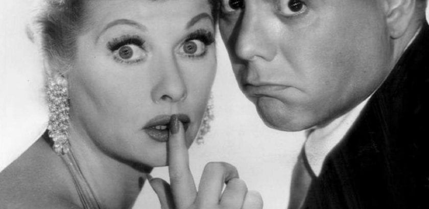 "Relationships - From The Male Perspective  ""I Love Lucy"" Day"