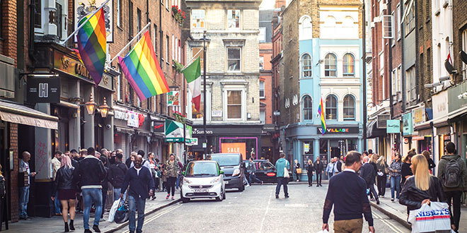 Blog LGBTQ Sex in the News  England Celebrates Pride with Inclusive Sex Toys