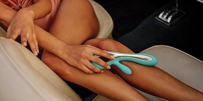 Blog Rabbit Vibrator Sex in the News Soraya  Twice As Nice, Just As Naughty: The SORAYA 2 Is Here