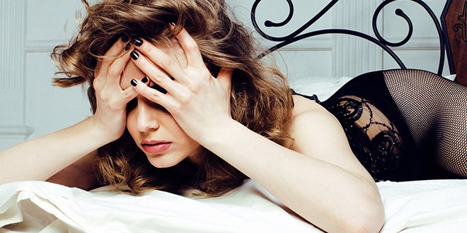 Bedroom Fun Blog Healthy Relationship Sexual Health  How Stress Affects Your Sex Life, and What You Can Do About It
