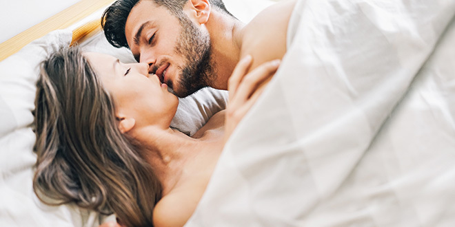 Better Sex Blog Love & Relationships Sex Tips & Advice Sexual Health  How to Get Out of Your Head During Sex
