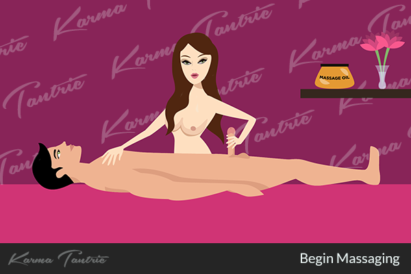 Blog Massage Information Tantric Sex Tips  How To Give A Mind Blowing Lingam Massage