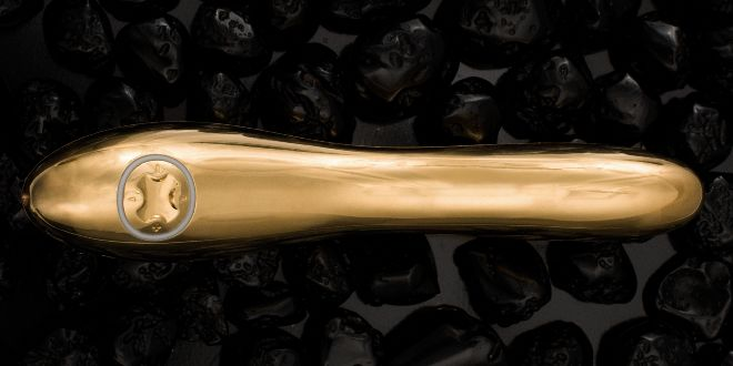 Blog G-spot Review Sex Toy Reviews  Review Roundup: INEZ 24K Gold G-Spot Vibrator