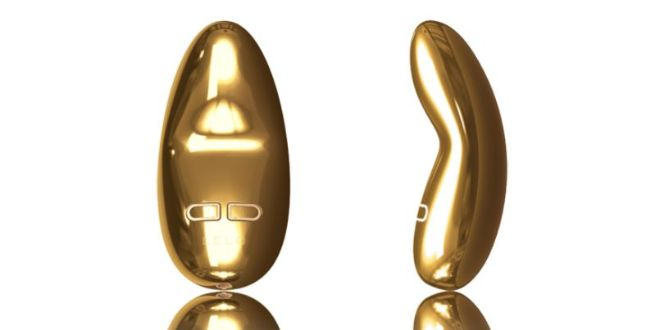 Blog Review Sex Toy Reviews Vibrators  Review Roundup: YVA 24-Karat Gold Vibrator
