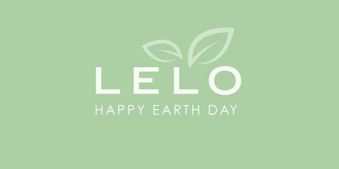 Blog Health LELO NEWS Safety  Happy Earth Day! 5 Ways LELO Stays Green