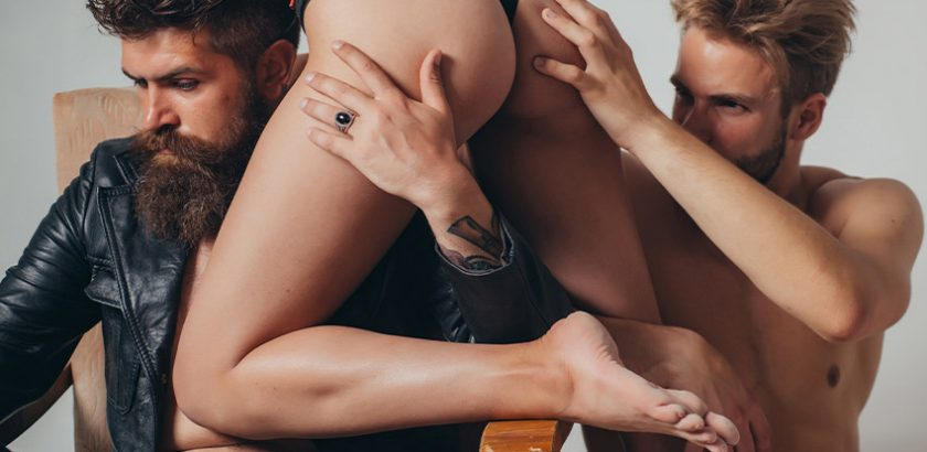 Blog Group Sex Threesome  Three's a Crowd! The Ins and Outs of a MMF Threesome